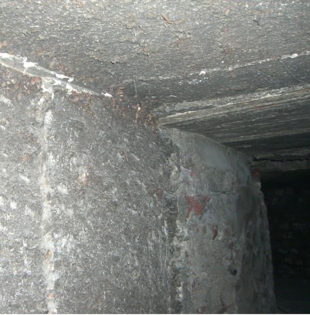 Köln – Museum Schnütgen: Beschichtung gemauerte Zuluftkanäle